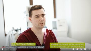analgosedarea intravenoasa
