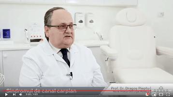 profesor doctor Dragos Pieptu