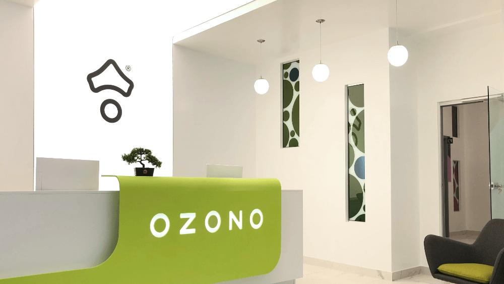sediu Ozono Iasi