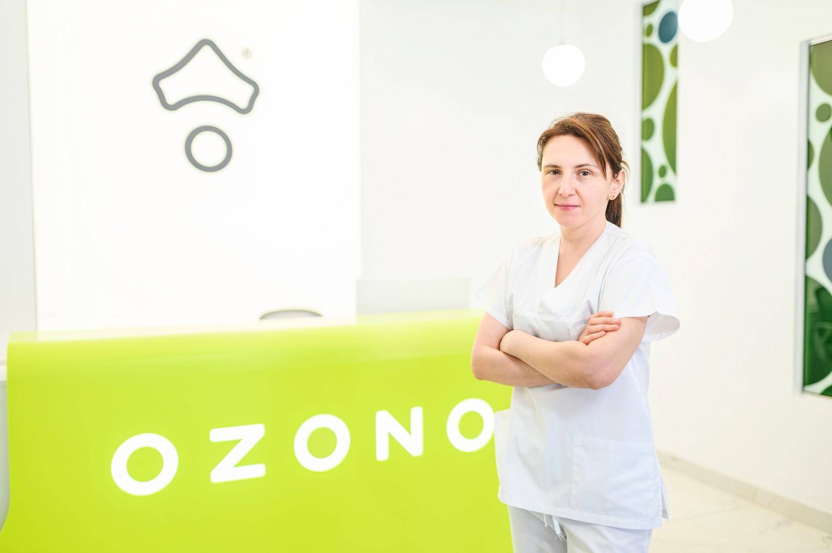 Adiție osoasă cu os propriu  | Dr. Eliza Drăgan