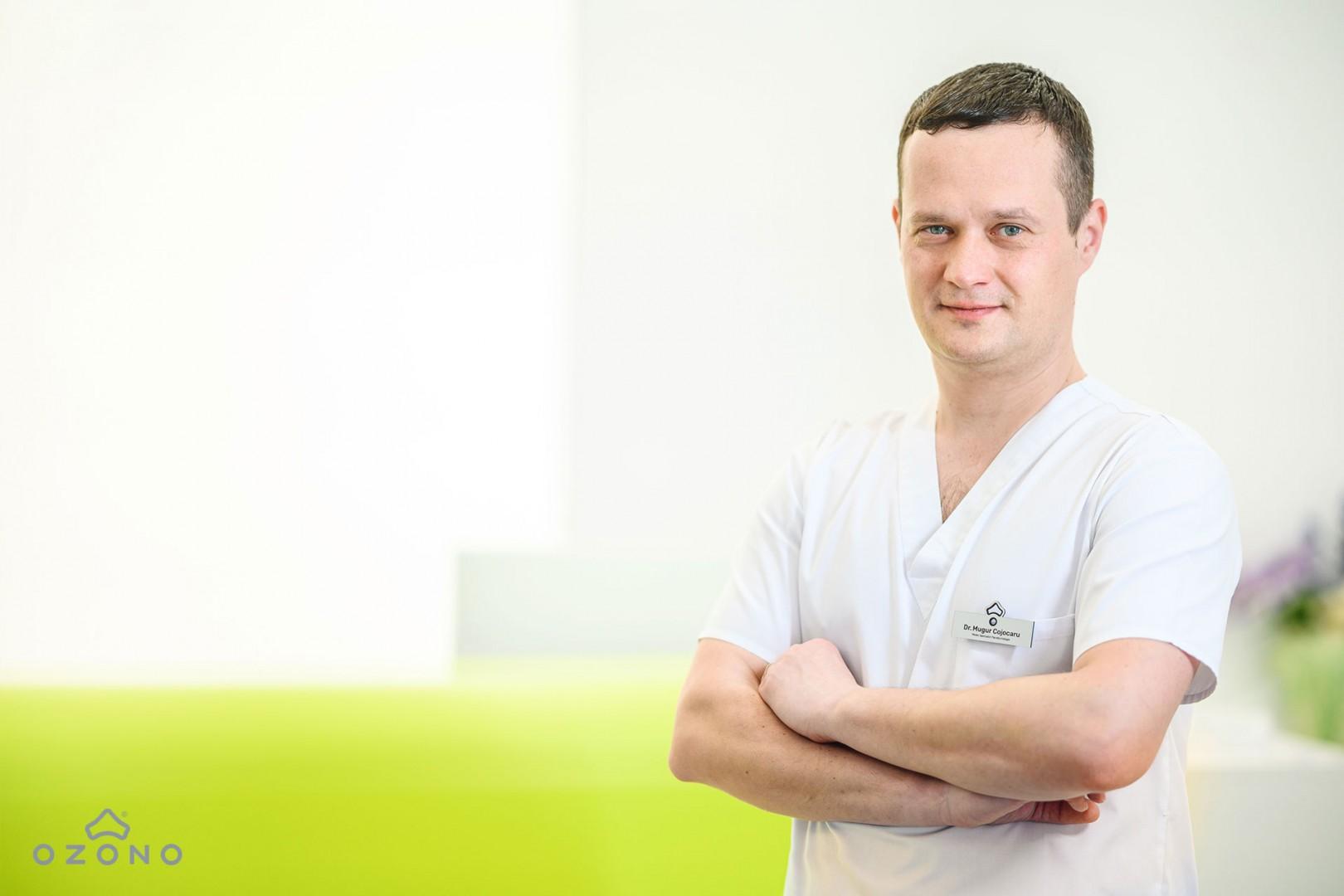 Parodontoza   Dr. Mugur Cojocaru